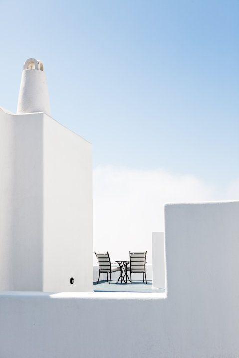chic elegant Greece