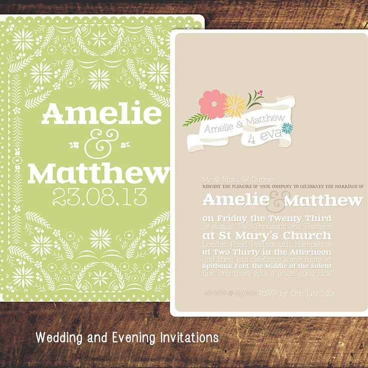 sample wedding invitation email wording to colleagues%0A lacey love wedding invitation by the little posy print company    notonthehighstreet com