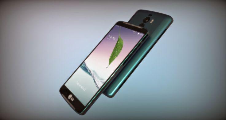 Curvilíneo así será la nueva gama media de LG