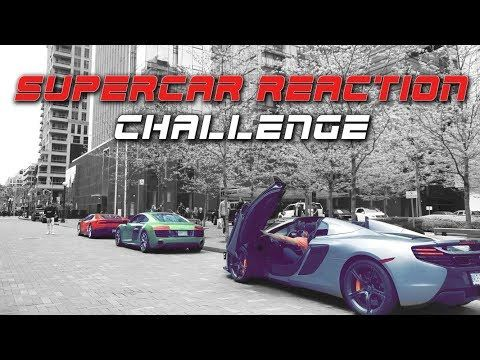 INSANE Supercar City Reaction Challenge - Lambo vs McLaren vs Audi - WATCH VIDEO HERE -> http://bestcar.solutions/insane-supercar-city-reaction-challenge-lambo-vs-mclaren-vs-audi     Which car attracts more attention? At Lamborghini Huracan, Audi R8 and of course, the McLaren 650s came together to form a convoy to test, which supercarent the funniest reactions! Instagram: Facebook: Website: Ferrari gold excavator tanner fox crash compilation   Video credits to...