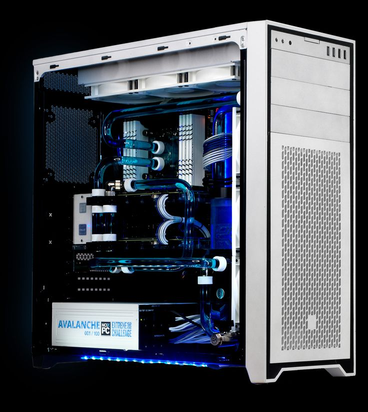 NCIX PC - Water Cooling Services - NCIX.com