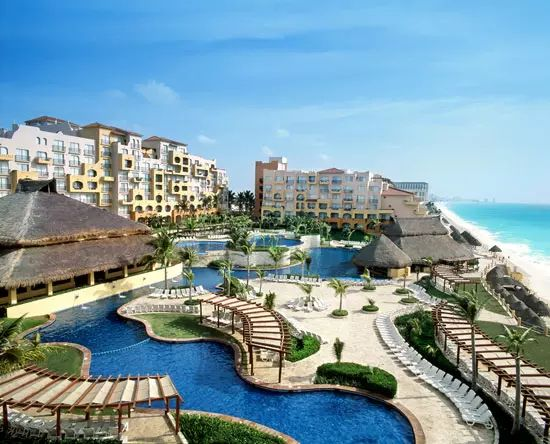 Cancun Vacations - Fiesta Americana Condesa Cancun - All-Inclusive - A family-friendly beach resort with traditional Mexican ambiance and gracious hospitality.
