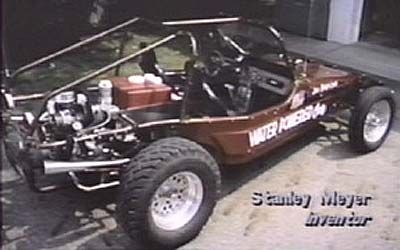 Stanley Meyer's water powered car | Fuel-Efficient-Vehicles.org