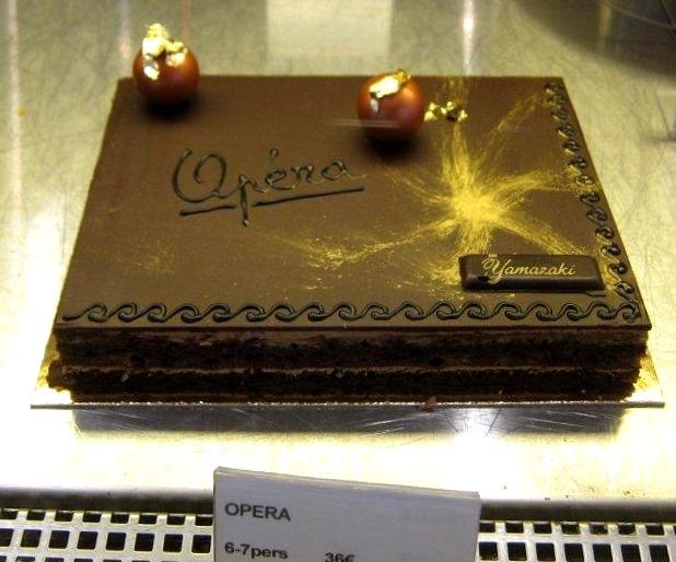 Un morceau d'opéra.