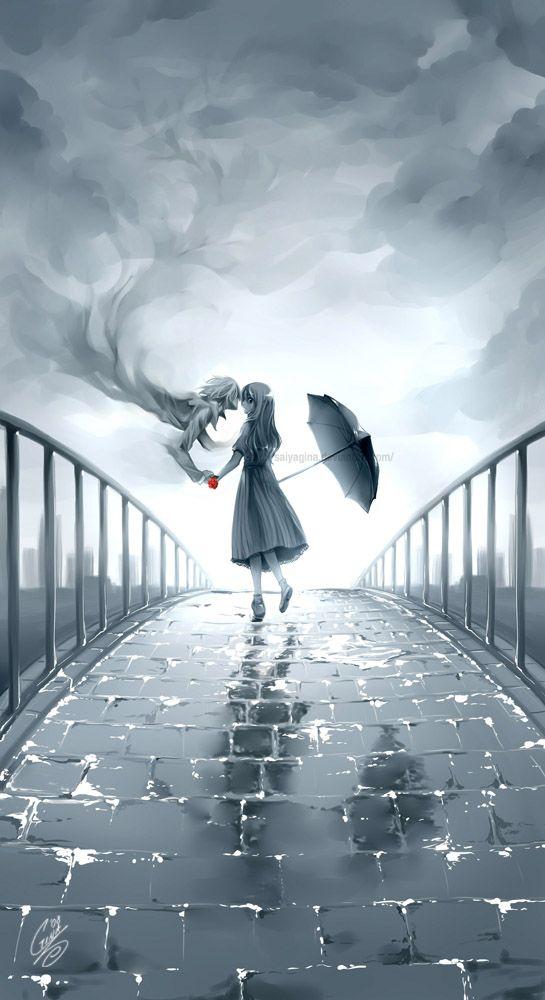 Blanca Jormungard: Lluvia (Rain)