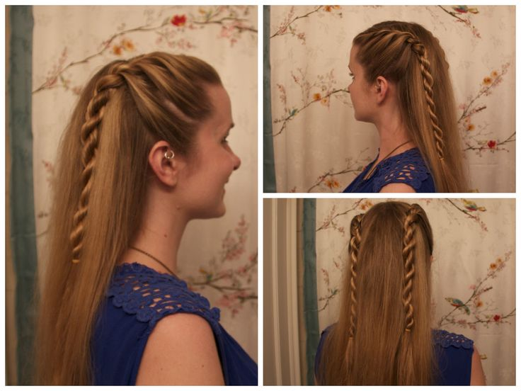 Game of Thrones Inspired Hair: Dany Targaryen's Season 4 ...