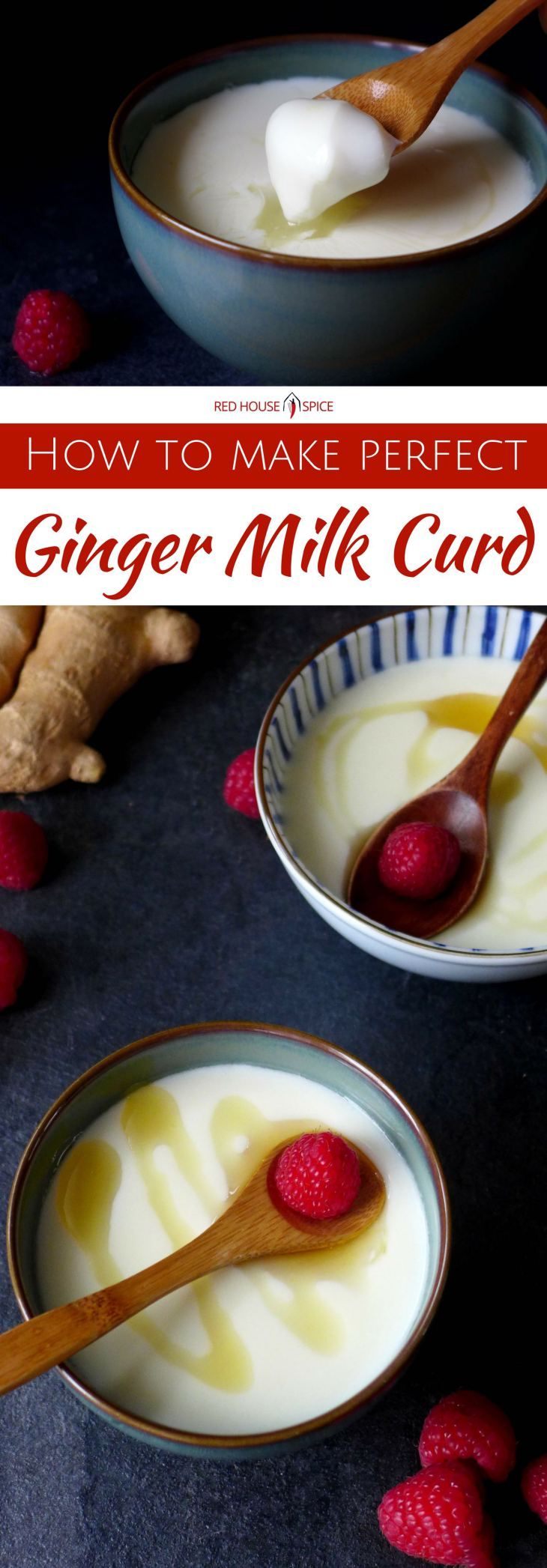 A tried and tested recipe for making perfect ginger milk curd, a popular Cantonese dessert with an interesting flavour and silky texture.