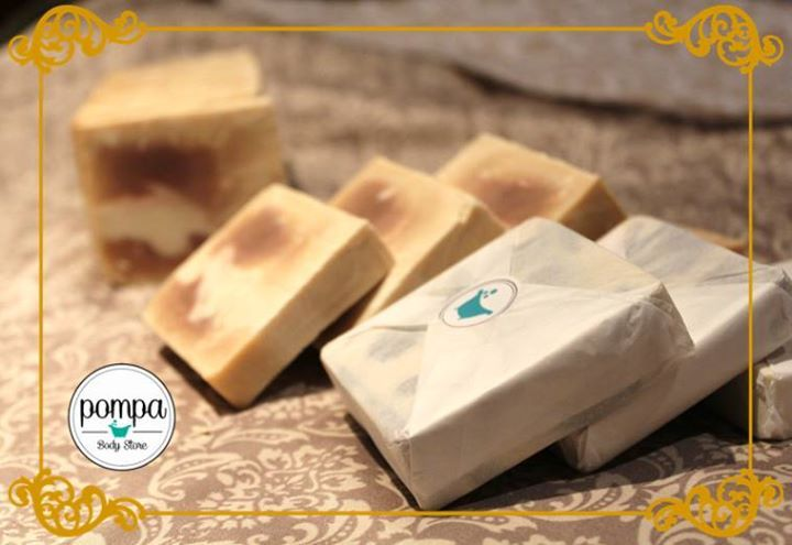 #pompaBodyStore #homeMadeSoap #Soap #Artesanal #jabon #cocoa #madeWithLove
