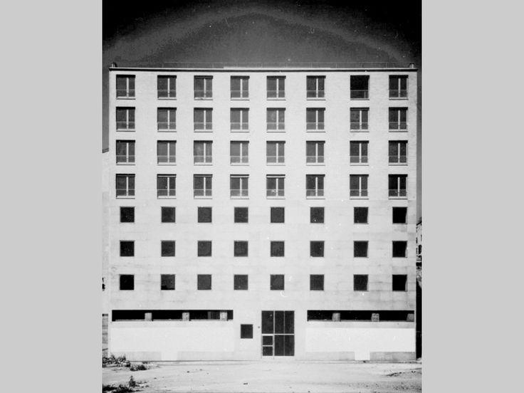 Edificio per abitazioni ed uffici - Asnago e Vender - itineraries - Ordine degli architetti, P.P.C della provincia di Milano
