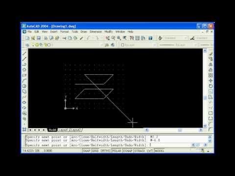 menggambar bangunan pada autocad yang dapat anda terapkan dengan sangat mudah. dalam meng edit line memang susah susah gampang untuk itu anda dapat mempelaja..