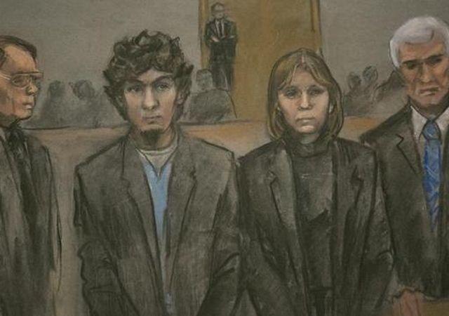 Tsarnaev condenado a pena de muerte, pide perdón por atentados de Boston (VIDEO) - eldiariony.com