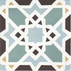 Moroccan Encaustic Cement Pattern Pre Sealed 08e