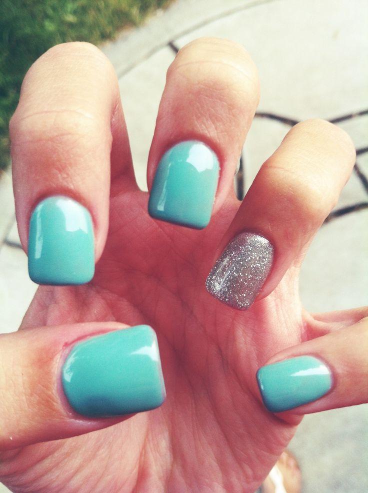 Gel nails!