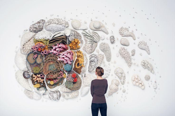 sculpture-recif-corail-ceramique-04 - La boite verte