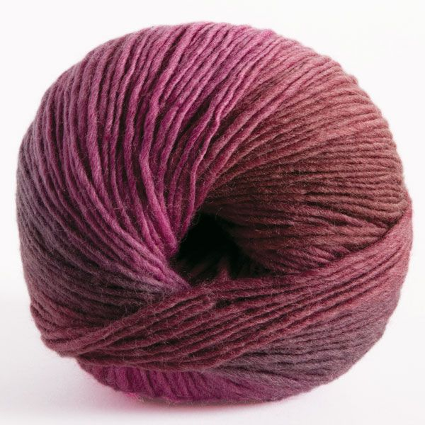 Chroma Worsted Yarn - 70% Wool, 30% Nylon Worsted/Hvy Worsted Knitting Yarn, Crochet Yarn and Roving - Jam Jar (26173)
