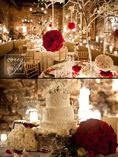 New Year's Eve wedding at the Champagne Cellar on Biltmore Estate - See this image on Photobucket.