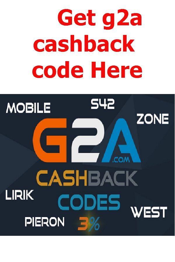 G2a Cashback Code Reddit 50% Discount Verified Working