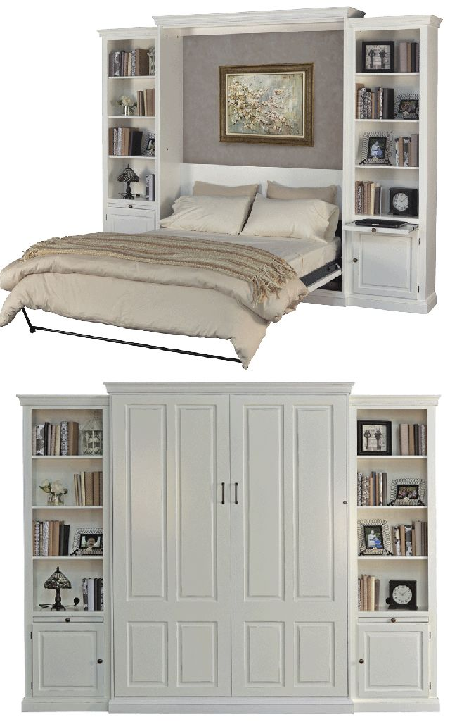 what do you get when you combine a wall bed with style function local