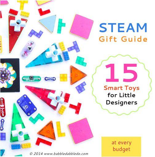 2014 STEAM Gift Guide: 15 Smart Toys for Little Designers. Marble run for Hendrix