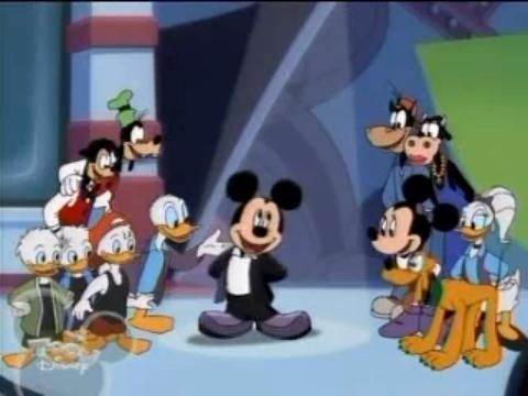 The House of Mouse Staff