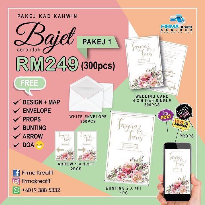 Pin On Weeding Pakej