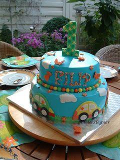 Auto Torte Fur Meinen Filip Fondant Pinterest Kuchen Cake