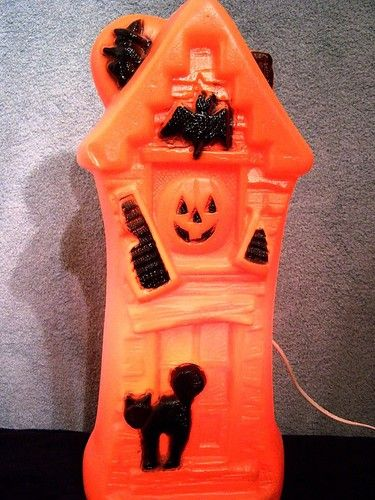 Blow Mold Halloween