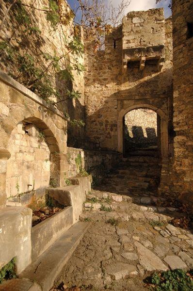 The Venetian Castle of Nafpaktos (Etoloakarnania),  Central Greece