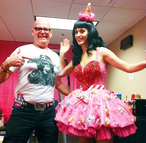 Katy and her dad, Keith Hudson. | Katy Perry: Family ...