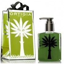 Ortigia Sicilian Lime Liquid Soap