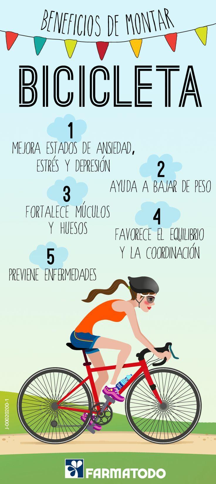 Aprovecha de andar en bici estas vacaciones #deporte #salud #estudiantes…