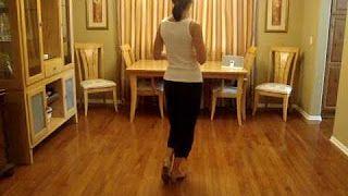 line dance san antonio stroll - YouTube