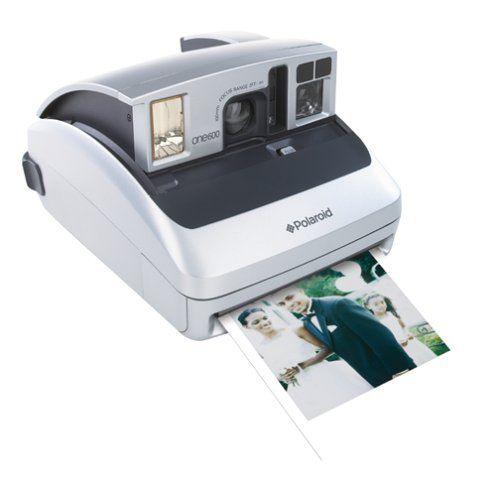polaroid camera... for a easy photo booth area?