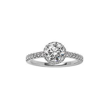 パヴェが中央のダイヤを更に輝かせる *エンゲージリング 婚約指輪・ミキモト一覧*