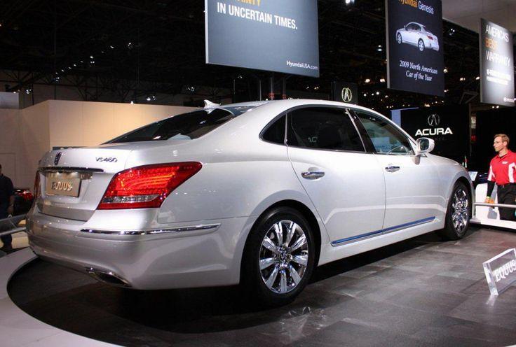 Equus Hyundai prices - http://autotras.com