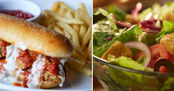 For a limited time, Olive Garden is offering up Lunch Duos for as little as $6.99 from Monday-Friday until 4PM daily!