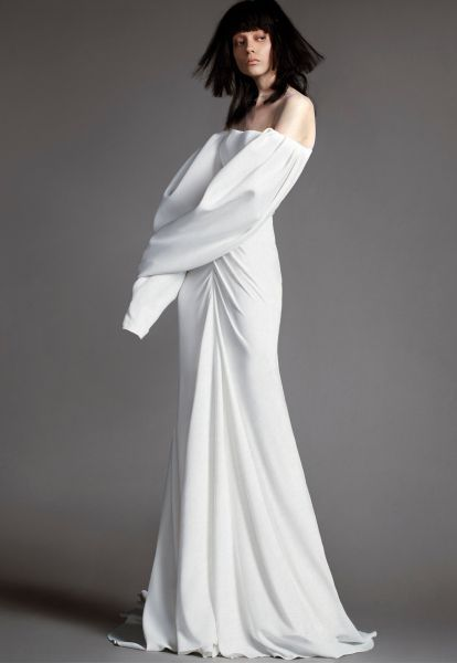 Robes de mariée Vera Wang 2018 : une collection atypique et totalement différente Image: 10