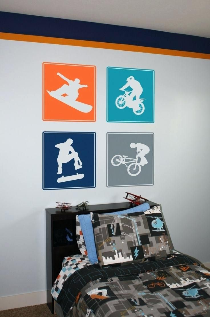 snowboard wall decal 8 best room images on snowboard bedroom for the boys that like extreme sports this kit is the best deal it comes with a biker dirt biker snowboarder and skater dude wall decals