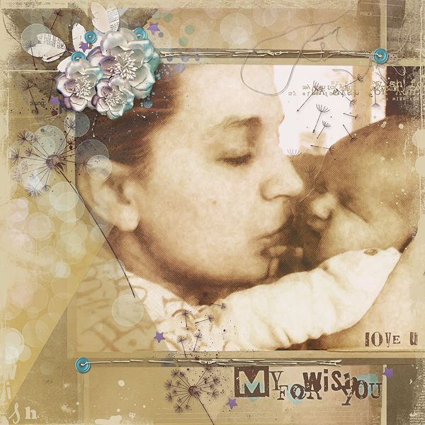 My Wish For You: Signature Collection By Captivated Visions  http://shop.scrapbookgraphics.com/My-Wish-For-You-Signature-Collection-SKU49656.html