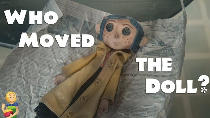 Coraline Theory - Part 1 - Dolls, Soul Sand, & Who's Helping the Beldam?