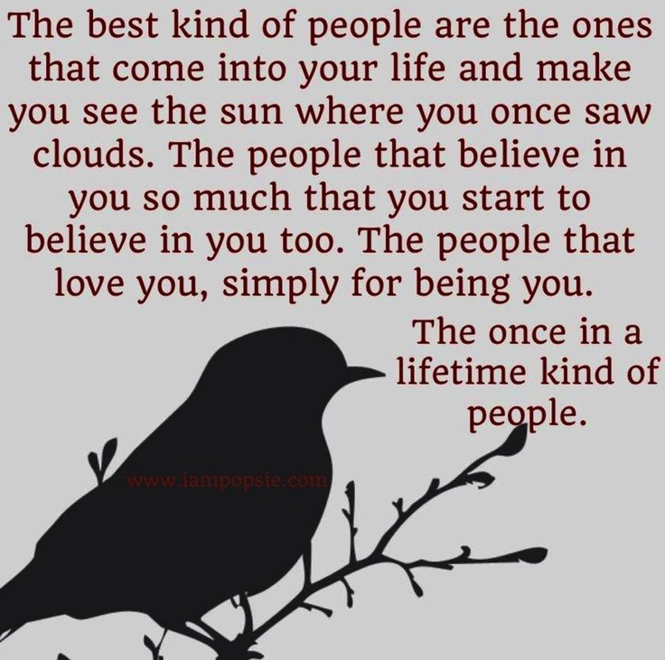 Quotes About Love: Best Kind Of People Quote Via Www.IamPoopsie.com