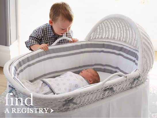 Where to have a baby registry #potterybarnkids