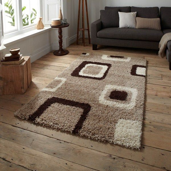 For High Quality Rugs At Great Prices The Majesty 2751 Shaggy Rug Beige A Price And Get Free Fast Delivery