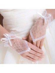 Fingerless Bridal Gloves 002