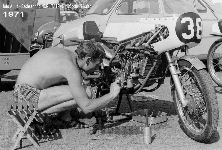 (1969) Tatran 50RS | Galerie | Veteráni i veterán - Oldtimers - Historická vozidla