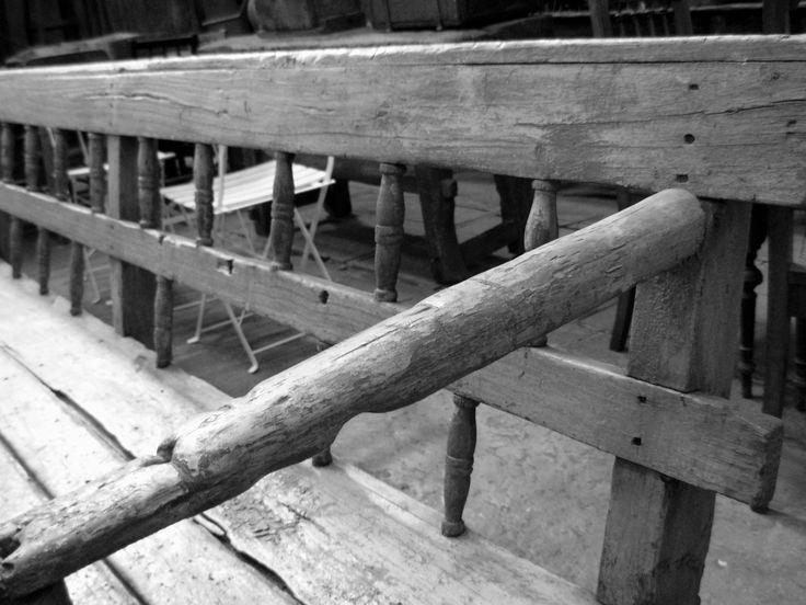 Bancas y sillas, Antigüedades Carroza