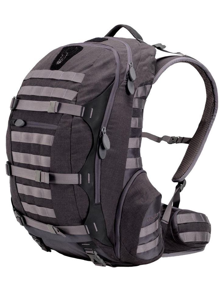 Badlands Tactical RAP-18 Backpack Nylon Gunmetal * To view further, visit now : Hiking packs