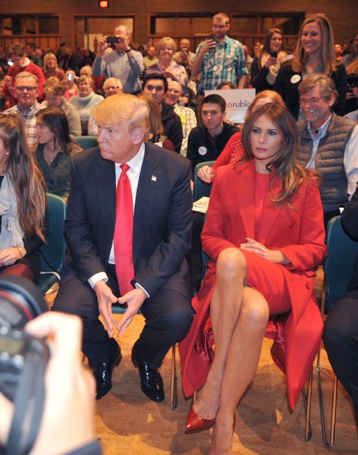 Melania Trump..