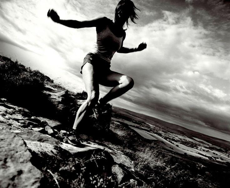 Бег по пересеченной местности / Alex Telfer