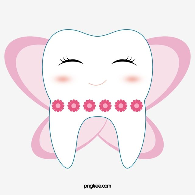 Desenhos Animados Dos Dentes Png E Psd Dentes Desenho Primeiro Dente Fada Dos Dentes